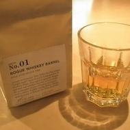 No. 01 Rogue Whiskey Barrel Black Tea from Steven Smith Teamaker