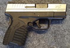 "Springfield Armory Springfield XD-S 45 ACP 3.3"""