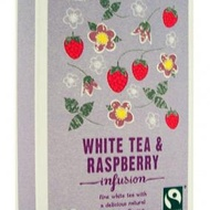 White Tea & Raspberry Infusion from Marks & Spencer Tea