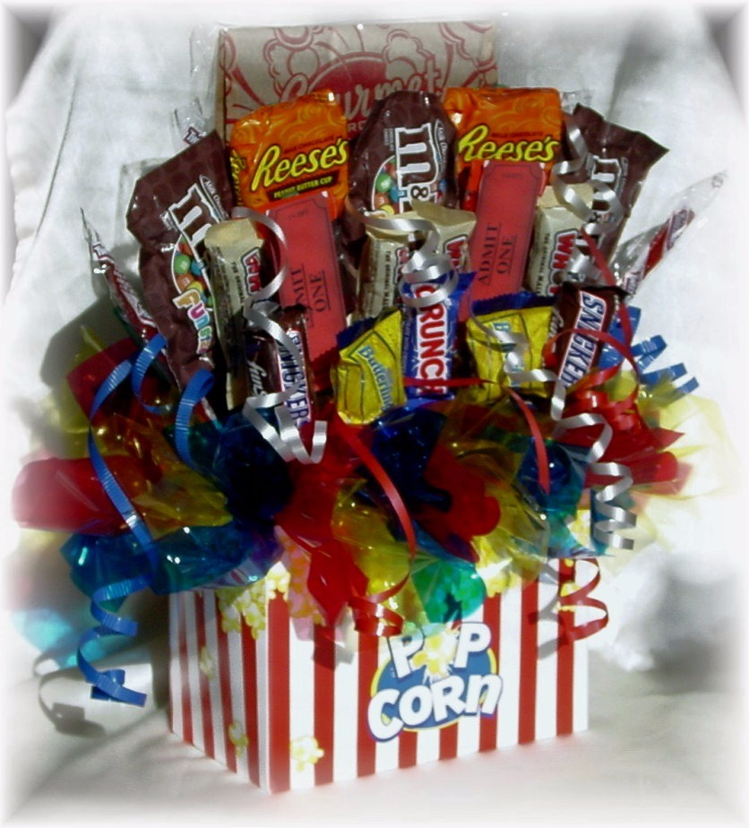 How to Make A Candy Bouquet   Kathryn Seppamaki-Simple Clean Living