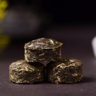 "2019 Yunnan Sourcing ""Lucky Pig Mini Tuo"" Raw Pu-erh Tea from Yunnan Sourcing"