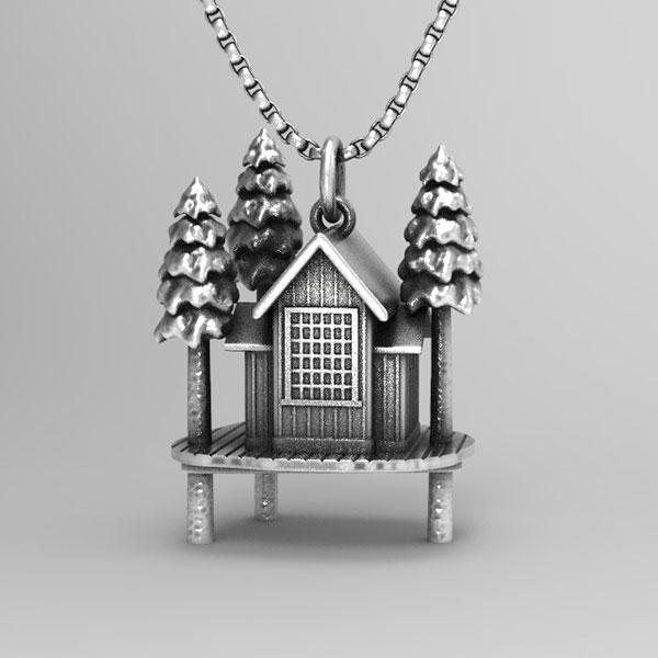 Treehouse charm
