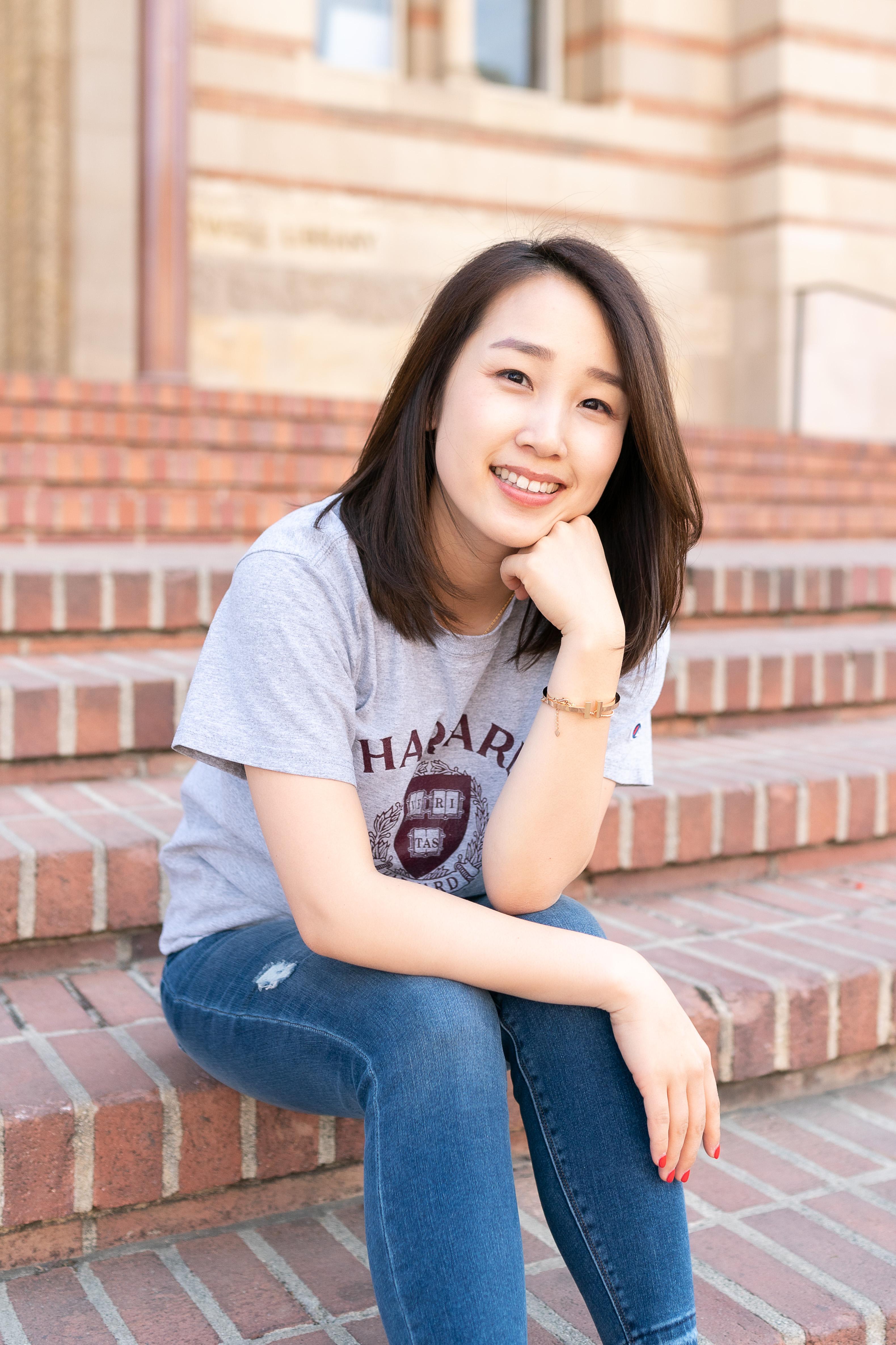 Julie Kim Ed.M Harvard University
