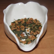 Genmaicha - Green tea with rice from Bulk Barn