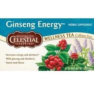 Ginseng Energy Wellness Tea from Celestial Seasonings