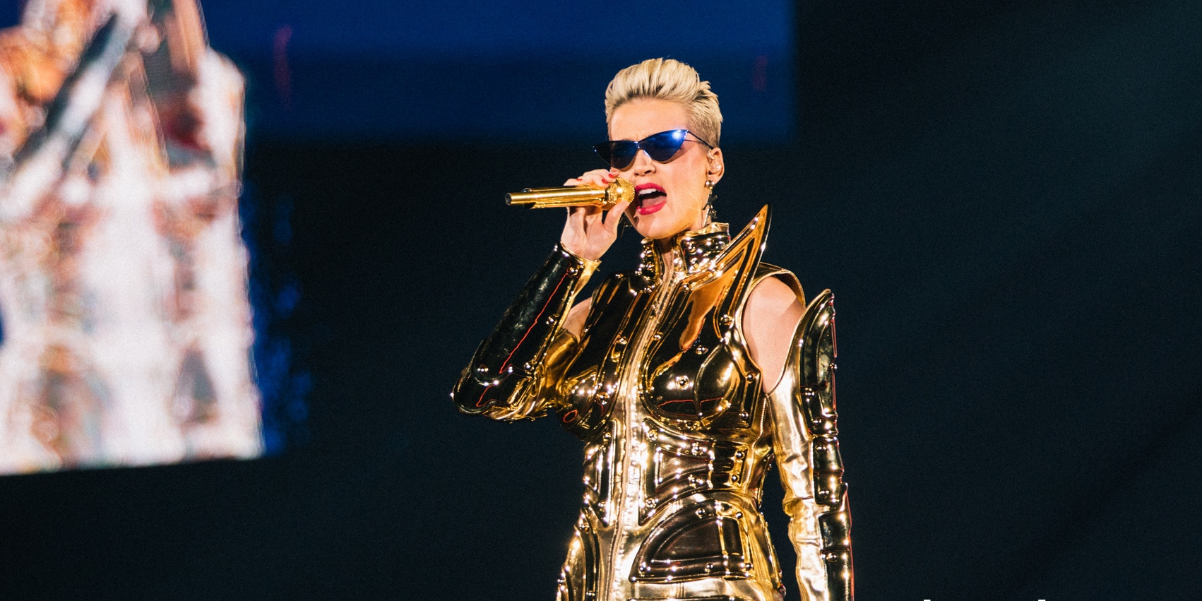 Katy Perry dazzles at Singapore stop of Witness: The Tour – gig report