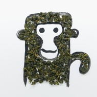 Jade Monkey - Yu Shan High Mountain Oolong from teabento