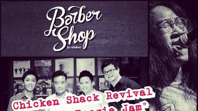 Barber Shop Blues & Boogie Jam