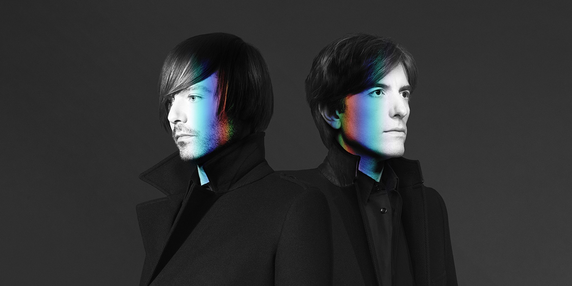 French electronic duo AIR are now all about the classics