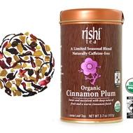 Cinnamon Plum from Rishi Tea