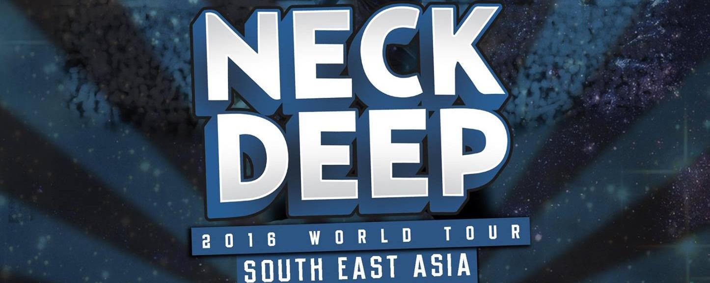 Neck Deep Southeast Asia Tour: Live in Singapore