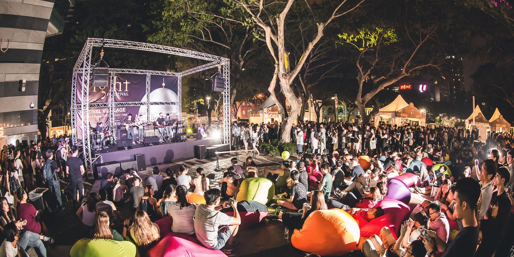 Singapore Night Festival celebrates 10th anniversary welcoming past artists