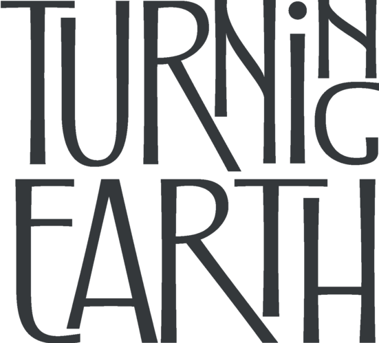 Turning Earth logo