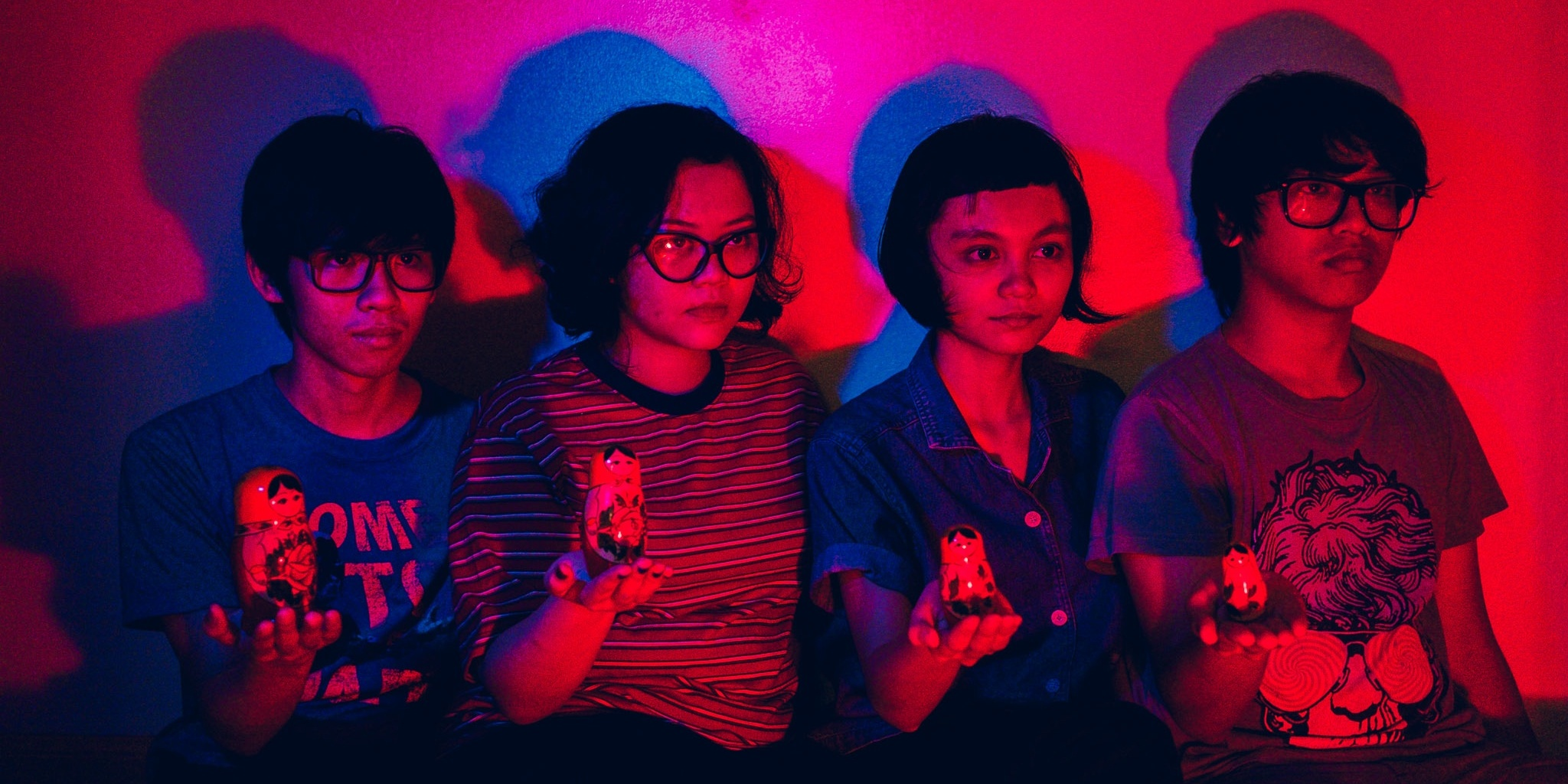 CELL-O-PHANE: A track by track guide to The Buildings' debut album