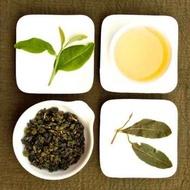 Fushoushan High Mountain Oolong Tea, Lot # 142 from Taiwan Tea Crafts