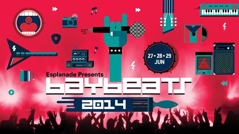 Baybeats Music Festival 2014 (Arena)