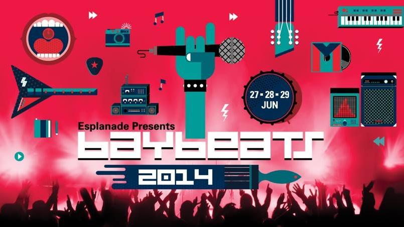 Baybeats Music Festival 2014 (Arena)