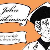 John Dickinson - American Revolution from Adagio Teas Custom Blends