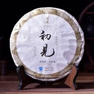 """2017 Hai Lang Hao """"Chu Jian"""" Gua Feng Zhai Raw Pu-erh Tea Cake from Hai Lang Hao (Yunnan Sourcing)"""