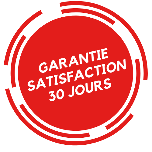 Garantie satisfaction 30 jours
