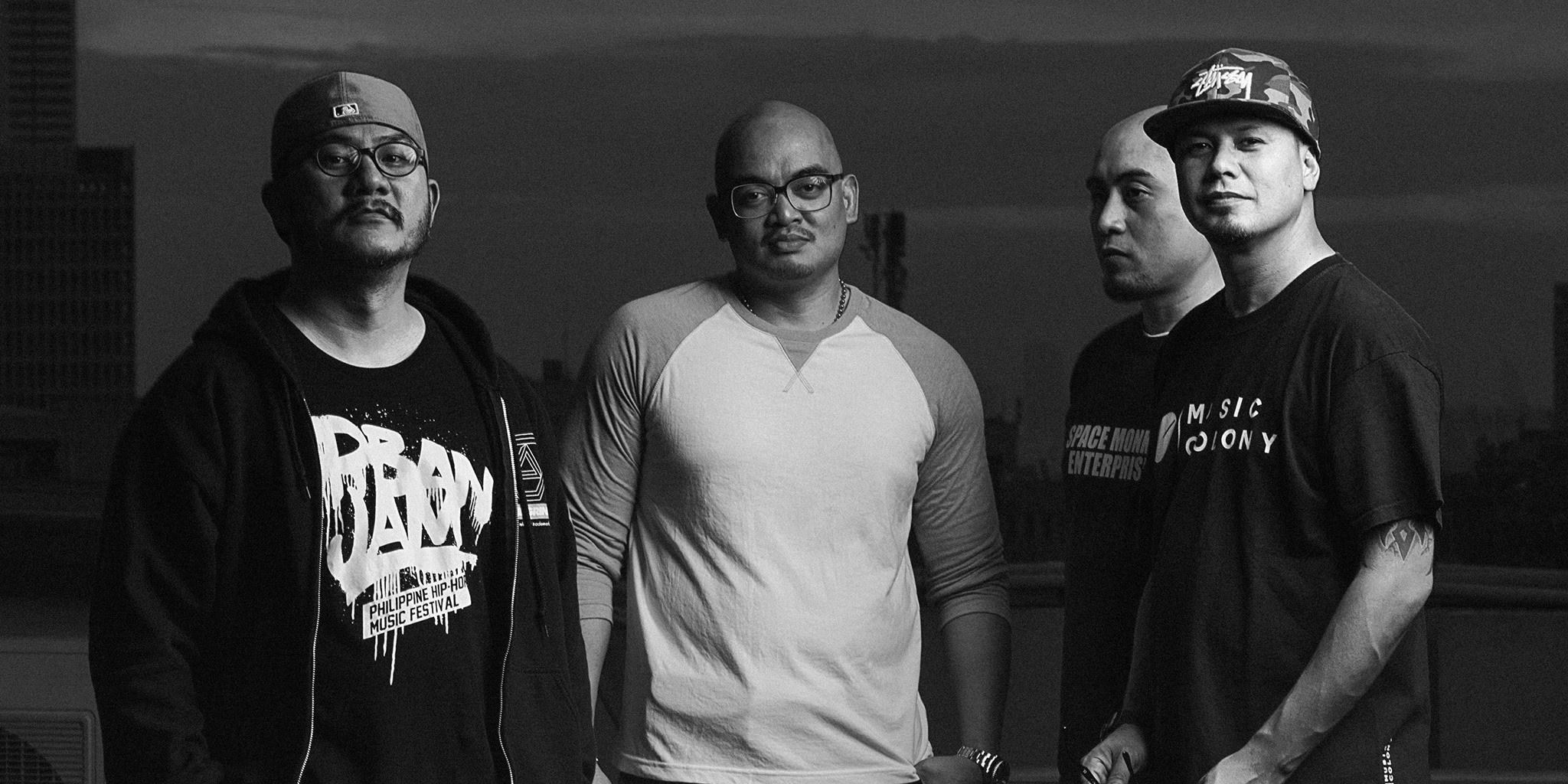 Filipino hip-hop pioneers Sun Valley Crew announce 20th anniversary reunion concert