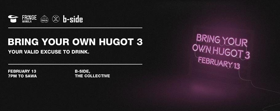 Bring Your Own Hugot 3