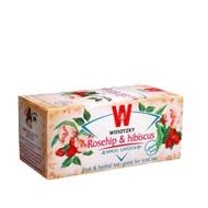 Rosehip & Hibiscus from Wissotzky Tea