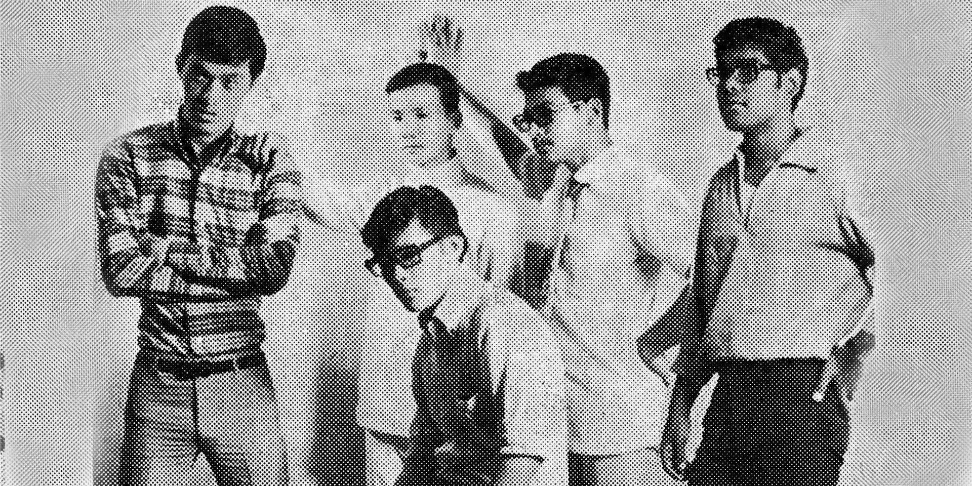 EMI 60s: Rare recordings from 1960s Singapore restored and remastered