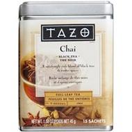 Chai (Full-Leaf Tea) from Tazo
