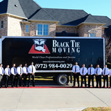 Black Tie Moving Services image