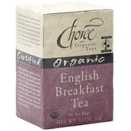 English Breakfast Tea from Choice Organic Teas