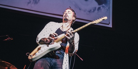 Richie Kotzen dazzles Singapore with intimate rock theatrics — photo gallery