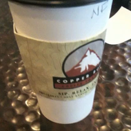 Harvest Chai Latte from Copper Rock Coffee