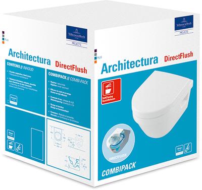 Architectura Compact Veggskål, med sete