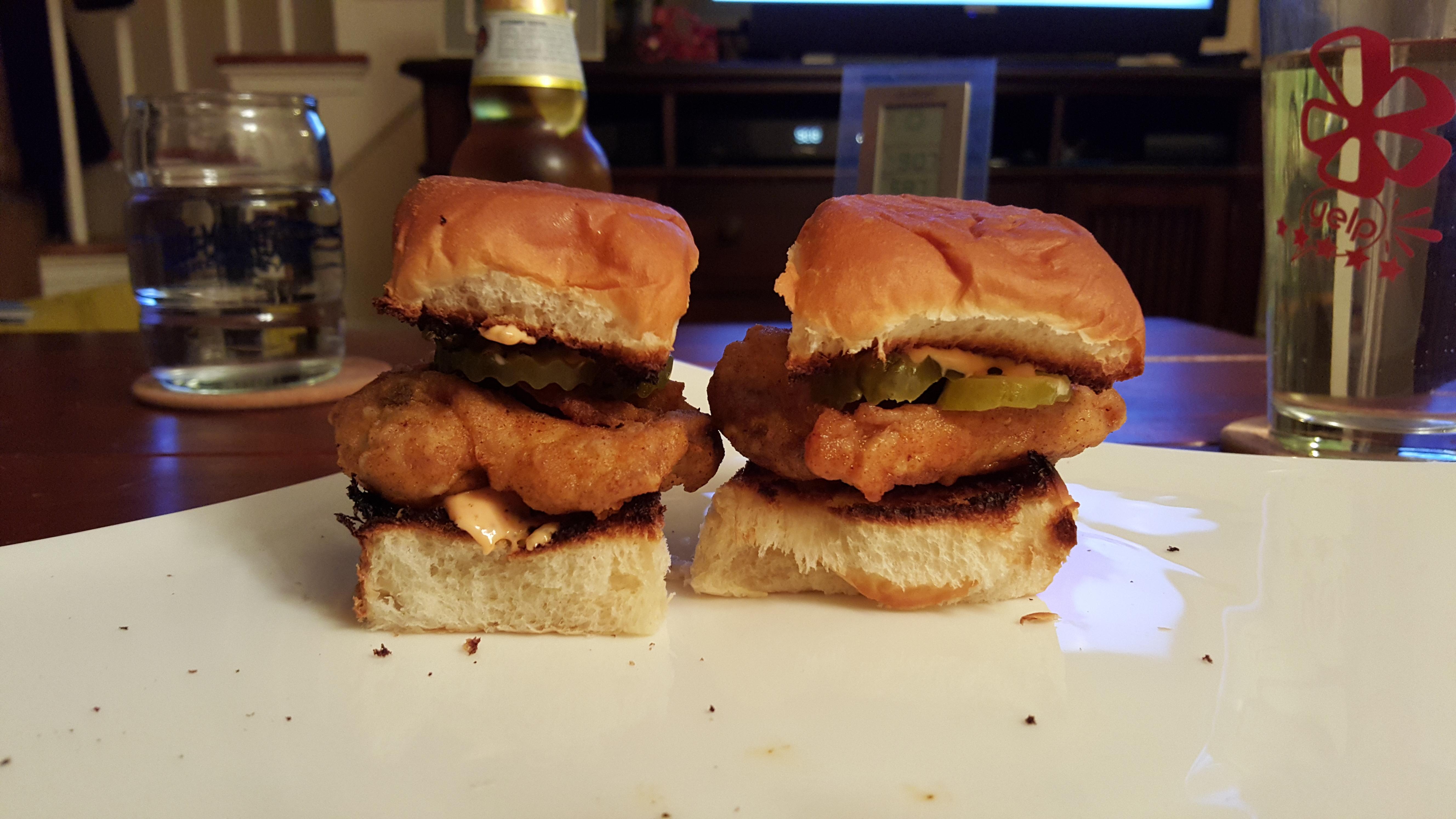 Tylers Fantastic Fried Chicken Sandwich Recipe Chefsteps