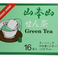Green Tea Bags from Yamamotoyama