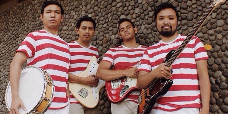 LISTEN: Bogor-based surf rock band The Mentawais to release Surfin' Java EP
