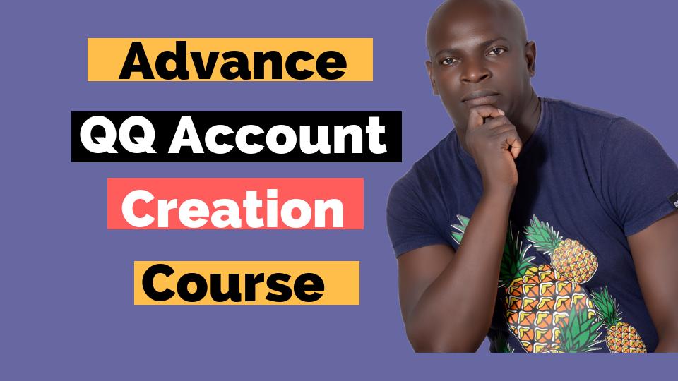 Advance qq creation course   turischool
