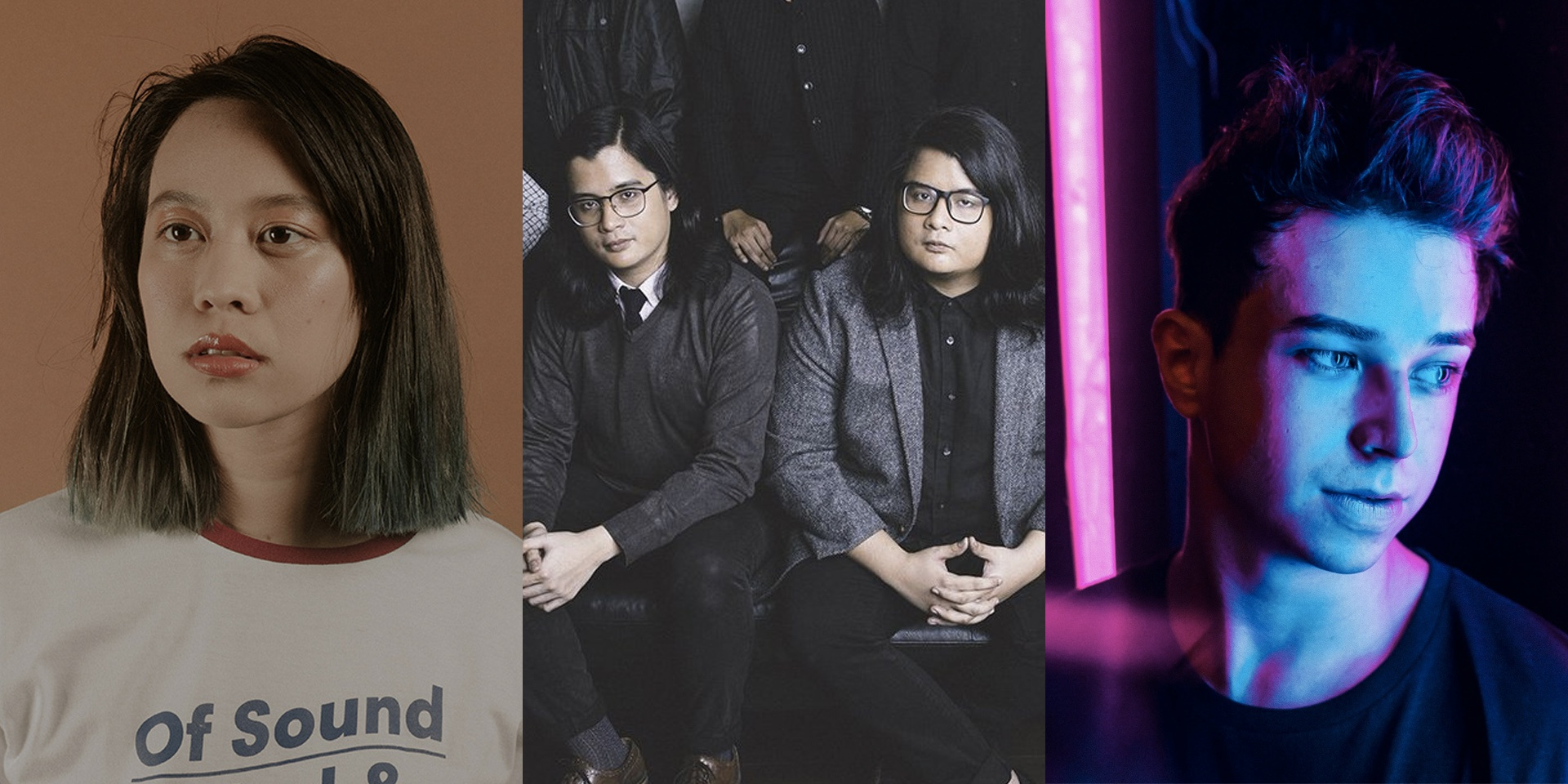 Music Matters 2017 artists Reese Lansangan, Tom Jay Williams, Ben&Ben share their stories with us