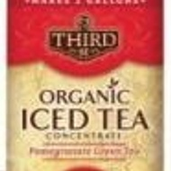 Pomegranate Green Tea Concentrate from Third Street Chai