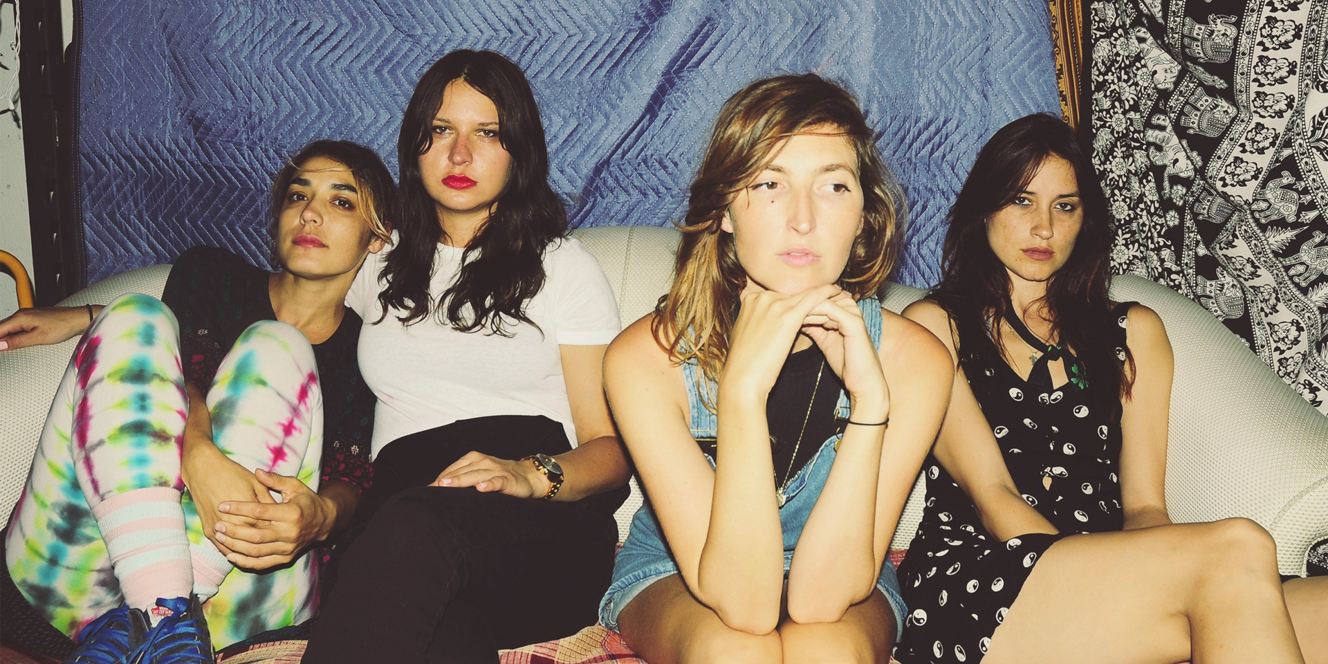 """Theresa Wayman on a decade of Warpaint: """"I've only scratched the surface... I'm just learning to make albums"""""""
