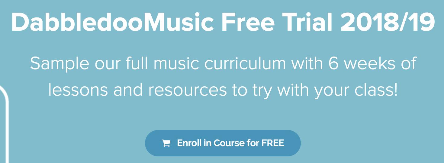 DabbledooMusic Free Trial
