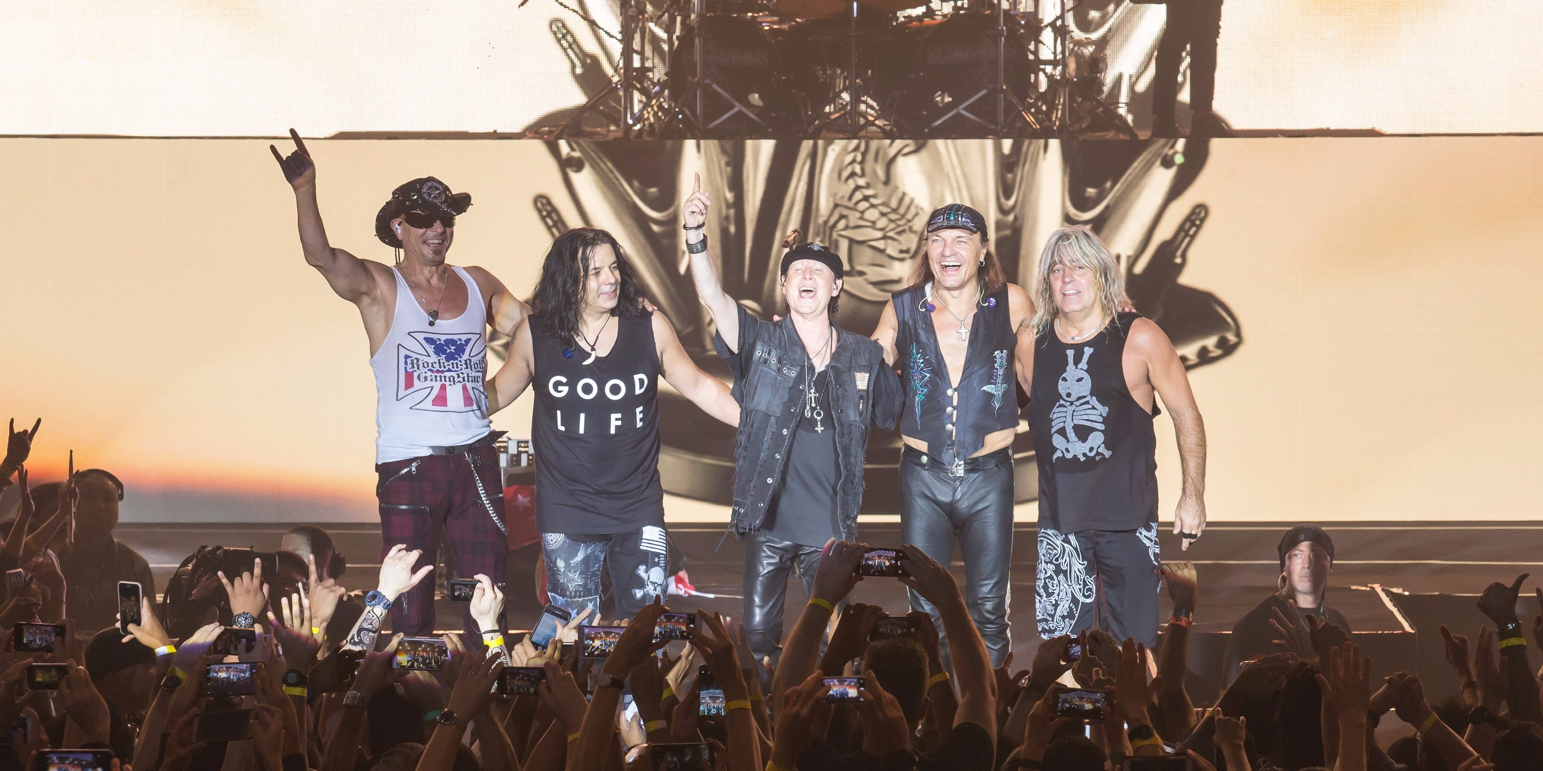 GIG REPORT: Even after 50 years, we're still loving Scorpions