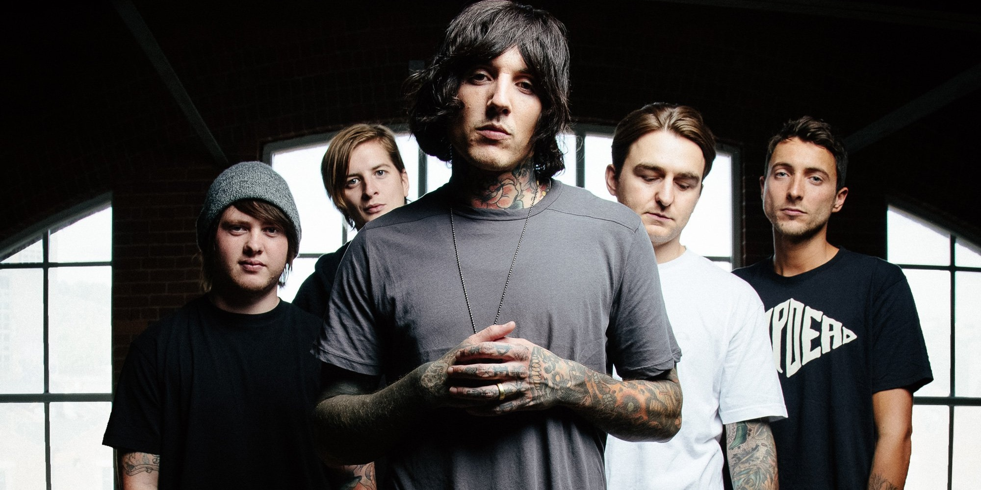 Bring Me the Horizon's Singapore show has been postponed
