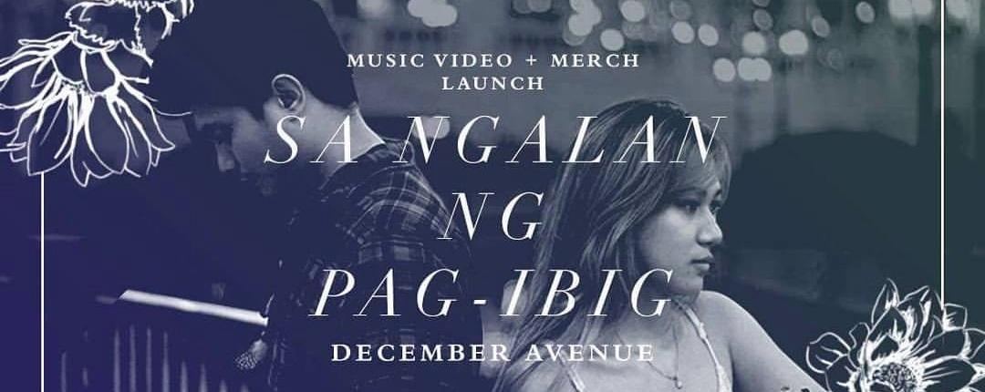 Sa Ngalan ng Pag-Ibig Music Video Launch