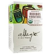Organic Rooibos Vibrations from Allegro Fine Tea