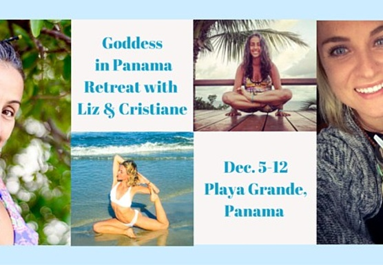 Goddess and Goddess Lovers in Panama with Liz & Cristiane
