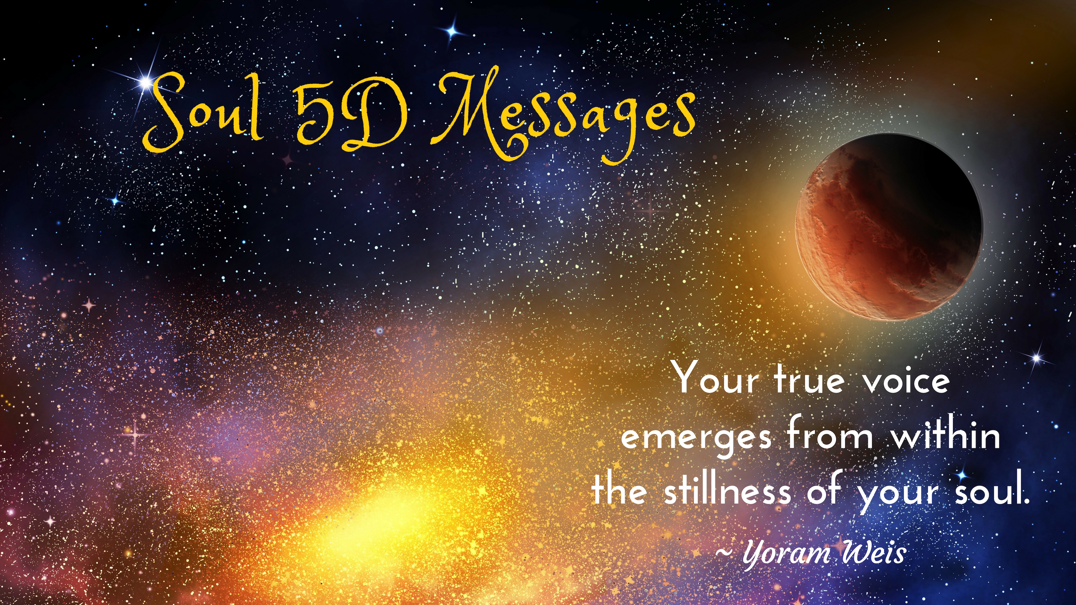 Soul 5D Messages Link