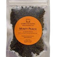 Minty Peach from Tea Lovers Blends/Tea Lovers Festival