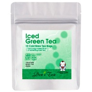 Iced Green Teabags from Den's Tea